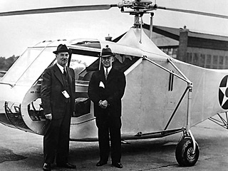 IGOR SIKORSKY: THE KNIGHT OF THE SKIES