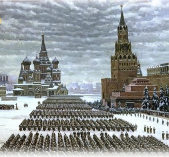 BATTLE FOR MOSCOW: COLORS OF THE WAR
