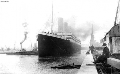 TITANIC: ONE HUNDRED YEARS OF SOLITUDE