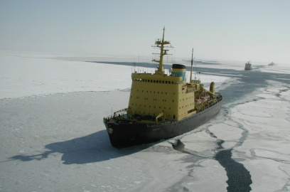 """KRASIN"" THE ICEBREAKER"