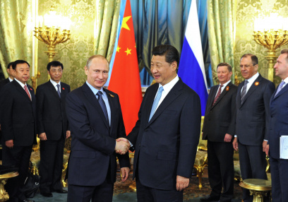 RUSSIA AND CHINA: THE HEART OF EURASIA