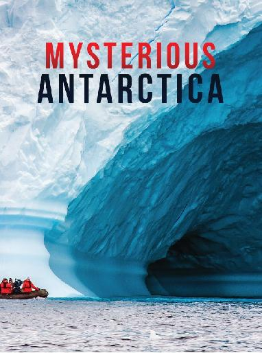 """MYSTERIOUS ANTARCTICA"" IS CHOSEN BY THE AUDIENCE"