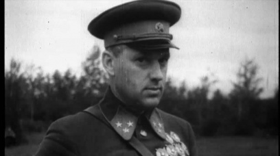 GENERAL ROKOSSOVSKY: THE DAGGER