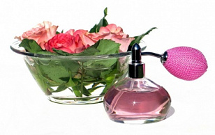 THE SECRETS OF PERFUMERY